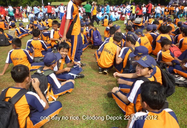 One day No Rice Kota Depok   subhandepok