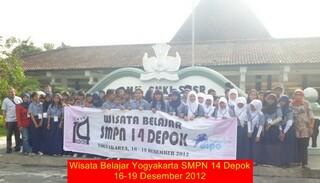 Wisata belajar yogya 201252