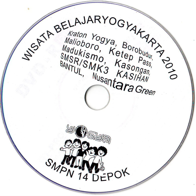 Tutorial CD/DVD Label (Cepat saji) | subhandepok