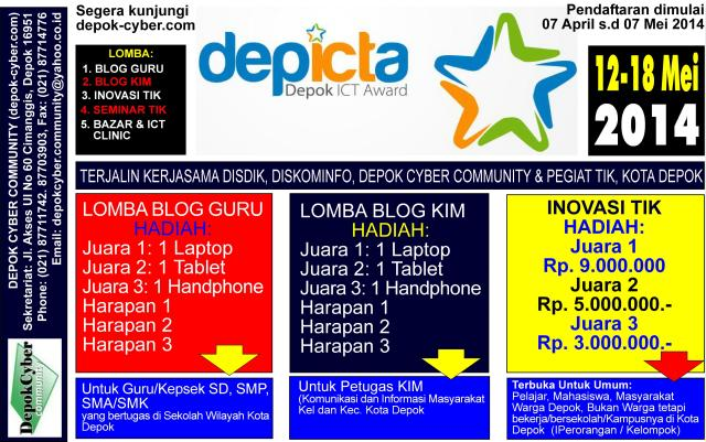 POSTER LOMBA2014