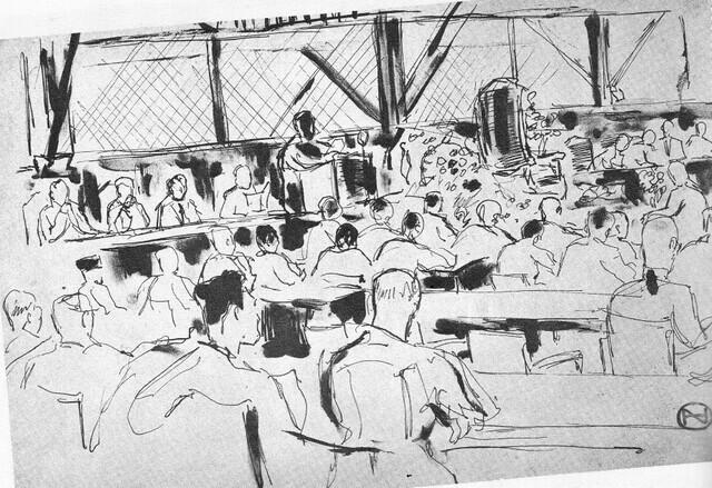 Sketsa Henk Ngantung15