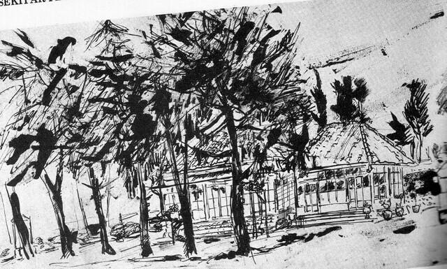 Sketsa Henk Ngantung21