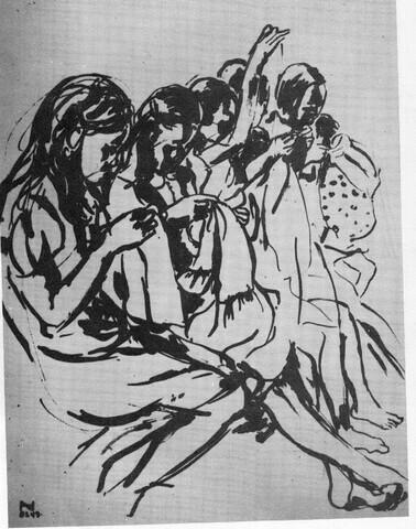 Sketsa Henk Ngantung29