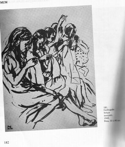 Sketsa Henk Ngantung31