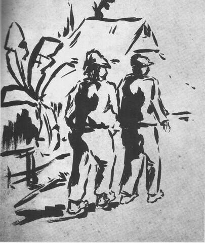 Sketsa Henk Ngantung52