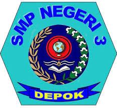 logo smpn3 depok